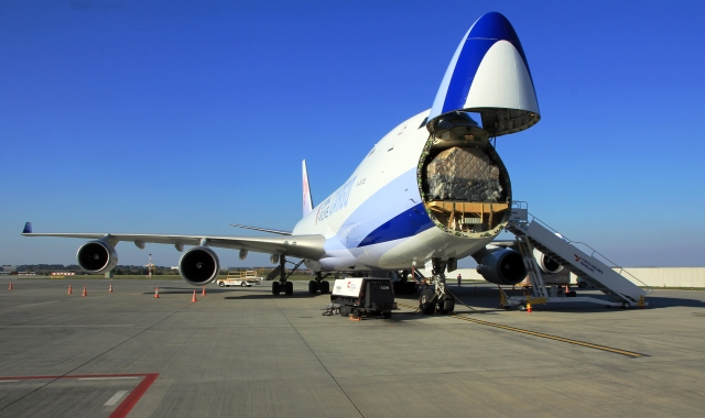 Import / export by air