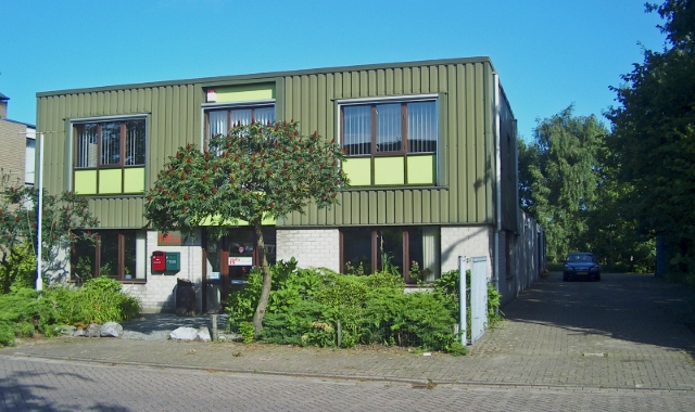 ANFO headquarters in Sint-Oedenrode