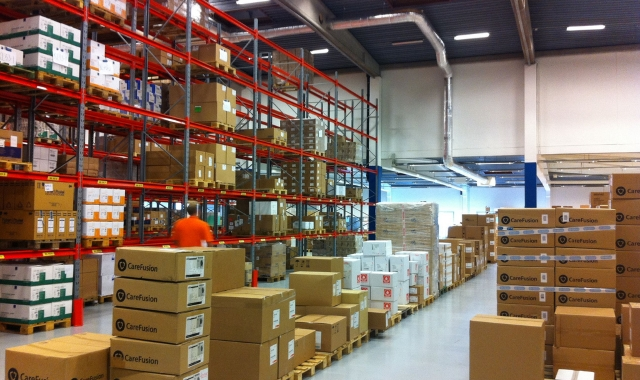 Stock and warehouse