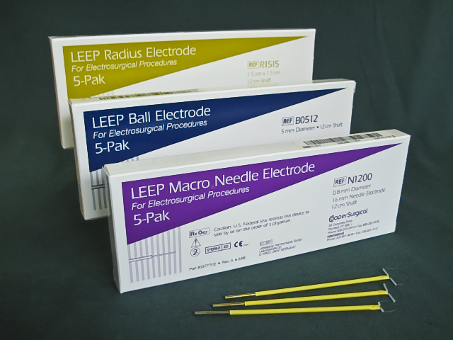 CooperSurgical, Inc LEEP electrodes