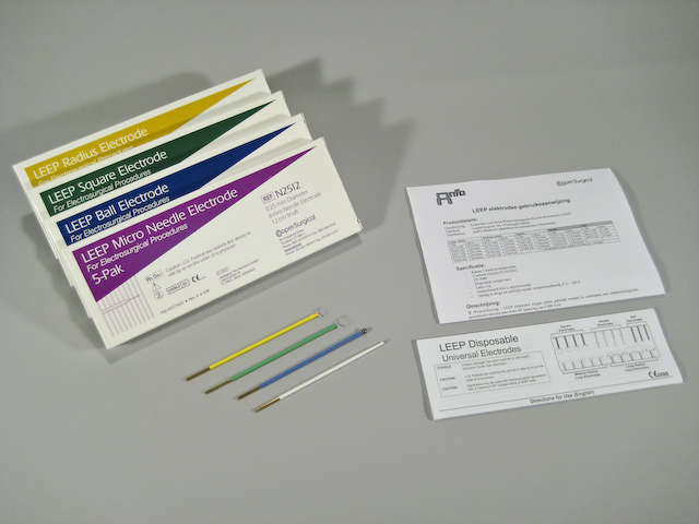 LEEP electrodes by CooperSurgical, Inc.