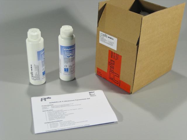 Sonavelle ® ultrasound transmission 5x 250 ml bottle