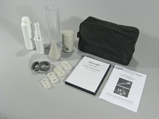 Erec-Tech ™ vacuum therapy system (set)