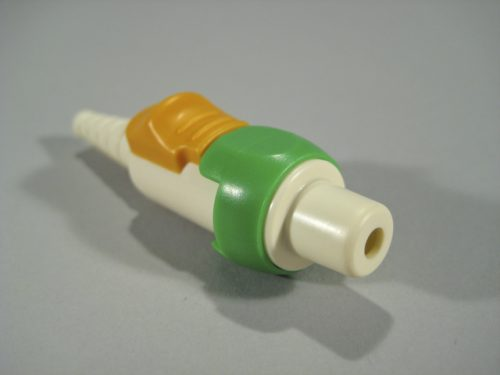 """CareVent ® catheter valve can be locked in """"open"""" position"""