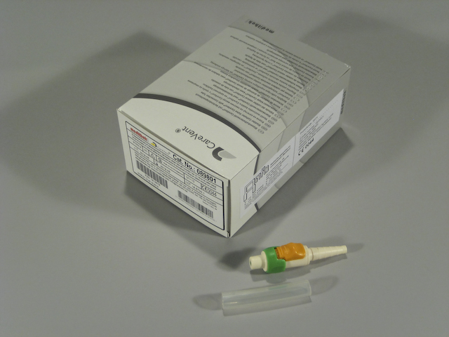 Box of CareVent ® catheter valves