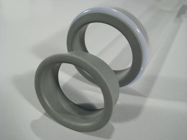 Erec-Tech ® adapter rings guarantee optimal fitting