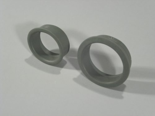 Erec-Tech ® adapter rings with two different diameters