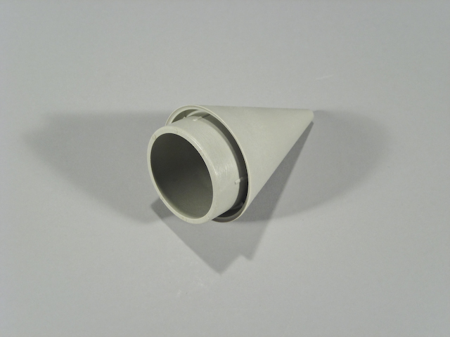 Erec-Tech ® loading cone is a lightweight and handy accessory