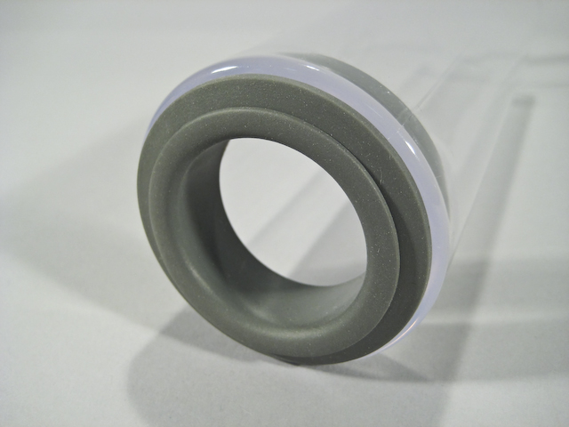 Erec-Tech ® silicone adapter rings (2 pieces)
