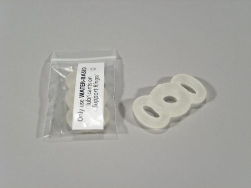 Erec-Tech ® number 6 restriction ring with packaging